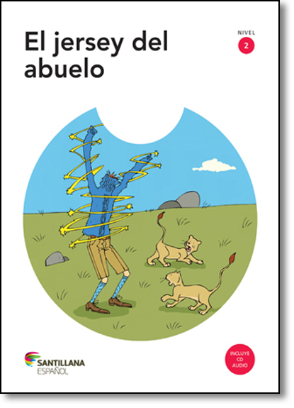 El Jersey del Abuelo - Nivel 2 - Coleção Primeros Lectores, livro de Mercedes Fontecha