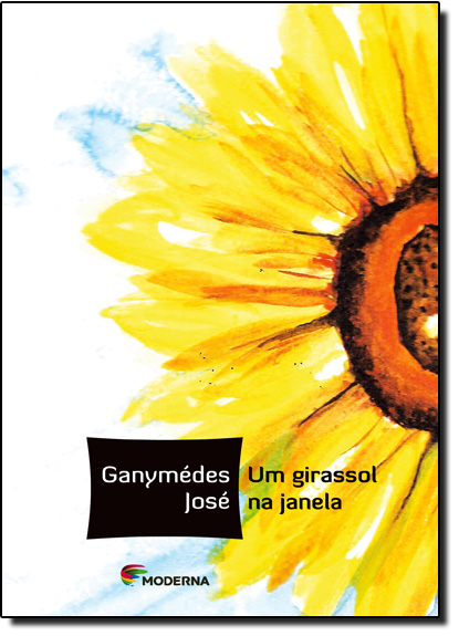 Girassol na Janela, Um, livro de Ganymedes José