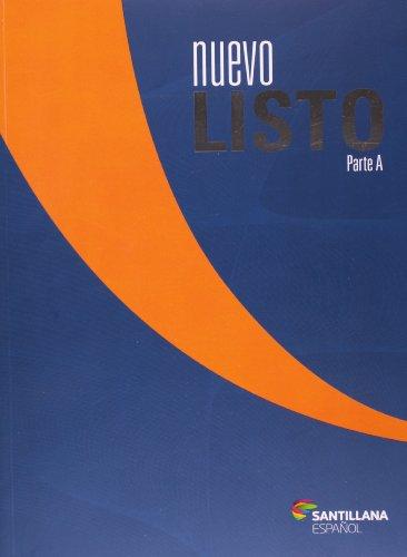 Listo Español a Traves de Textos A, livro de Vários Autores