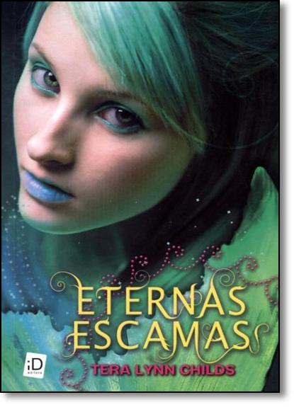 Eternas Escamas, livro de Tera Lynn Childs