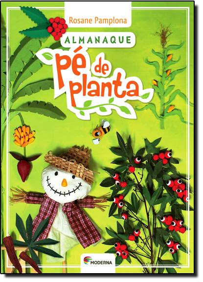 Almanaque Pé de Planta, livro de Rosane Pamplona