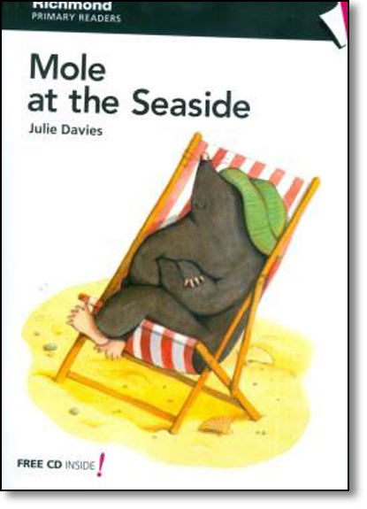 Mole At The Seaside + Cd, livro de Julie Davies