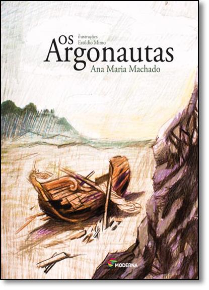 Argonautas, Os, livro de Ana Maria Machado
