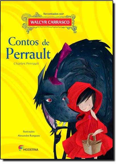 Contos de Perrault, livro de Charles Perrault