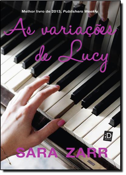 Variações de Lucy, As, livro de Sara Zarr