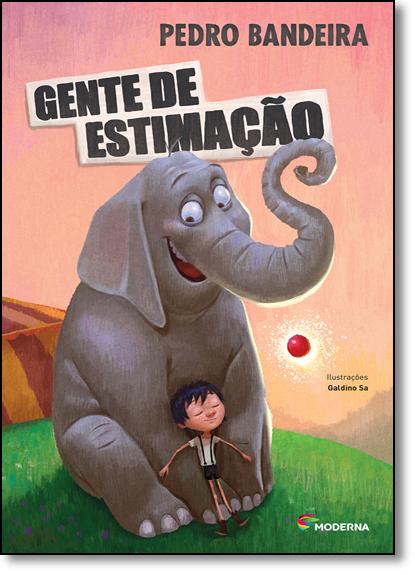 Gente de Estimação - Série Mistério, Suspense e Aventura, livro de Pedro Bandeira