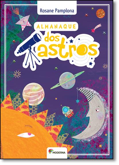 Almanaque dos Astros, livro de Rosane Pamplona