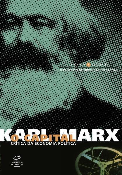 O Capital. Livro 1 - Volume 2, livro de Karl Marx