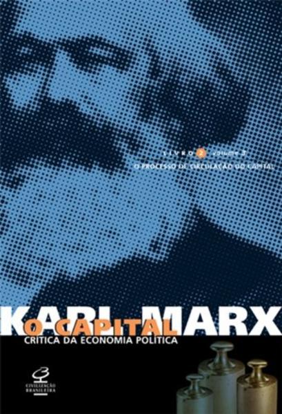 O Capital. Livro 2 - Volume 3, livro de Karl Marx