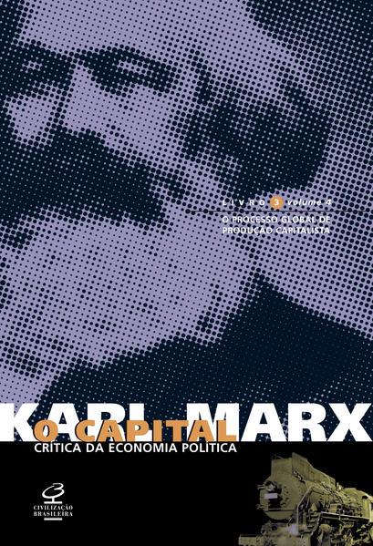 O Capital. Livro 3 - Volume 4, livro de Karl Marx