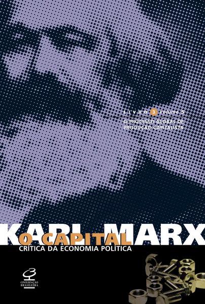 O Capital - Livro 3. Volume 5, livro de Karl Marx