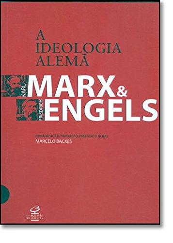 A Ideologia Alemã, livro de Karl Marx, Friedrich Engels