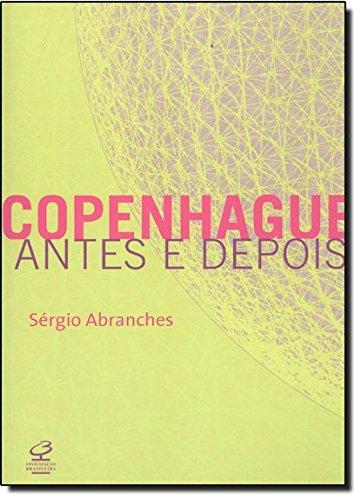 Copenhague, Antes e Depois, livro de Sergio Abranches