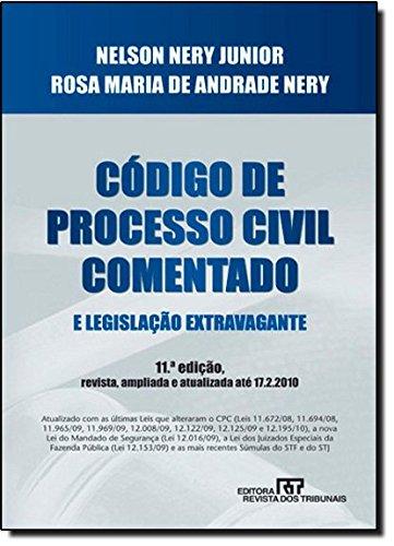 Código De Processo Civil Comentado, livro de Nelson Nery Jr^Rosa Maria de Andrade Nery