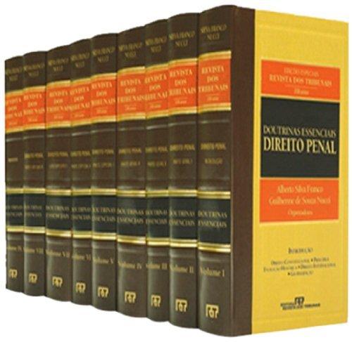Doutrinas Essenciais. Direito Penal - 9 Volumes. Coleção Completa, livro de Alberto Silva Franco, Guilherme de Souza Nucci