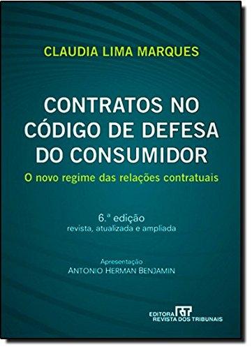 Contratos No Código De Defesa Do Consumidor, livro de Claudia Lima Marques