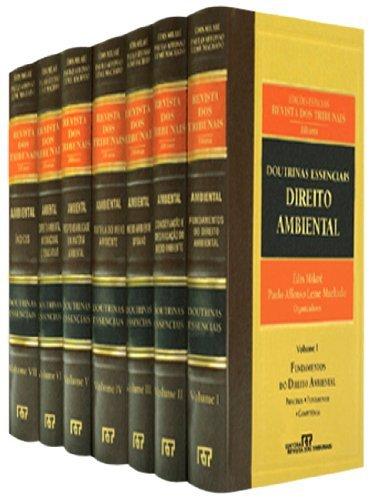 Doutrinas Essenciais. Direito Ambiental - 7 Volumes. Coleção Completa, livro de Edis Milare, Paulo Affonso Leme Machado