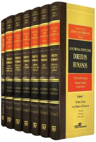 Doutrinas Essenciais. Direitos Humanos - Coleção Completa. 7 Volumes, livro de Flávia Cristina Piovesan