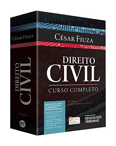 Direito Civil: Curso Completo, livro de César Fiuza