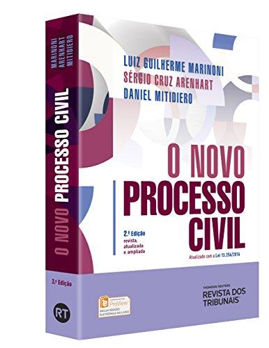 Novo Processo Civil, O, livro de Luiz Guilherme Marinoni