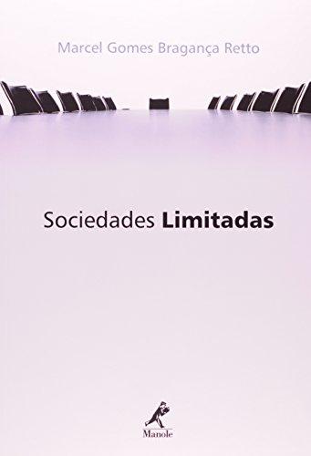 Sociedades Limitadas, livro de Retto, Marcel Gomes Bragança