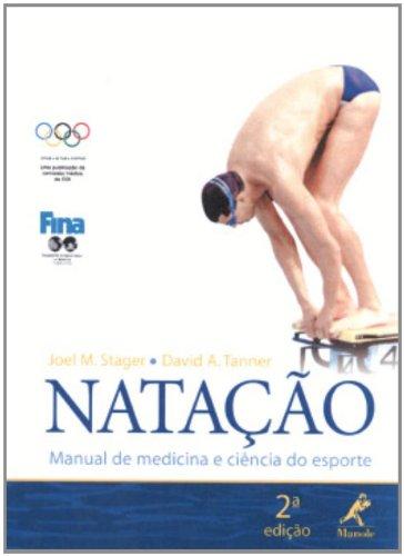 Natação , livro de Stager, Joel M. / Tanner, David A.