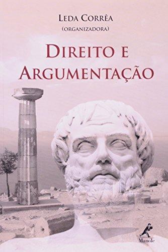 Direito e Argumentação, livro de Corrêa, Leda