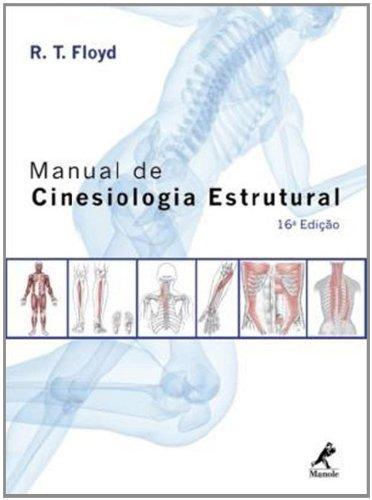 Manual de Cinesiologia Estrutural, livro de Thompson, Clem W. / Floyd, R. T.