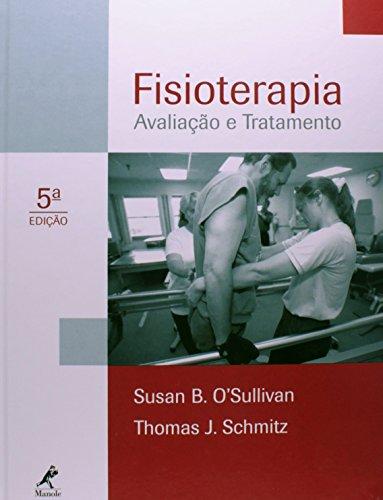 Fisioterapia-avaliação e tratamento, livro de O
