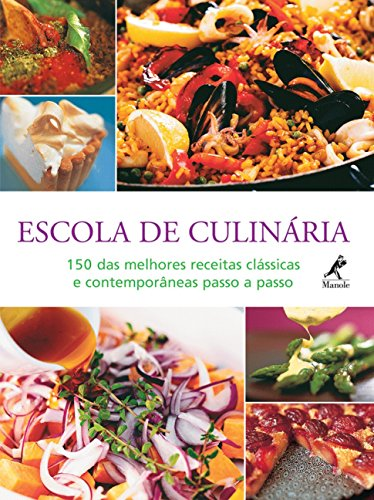 Escola de Culinária, livro de Hamlyn