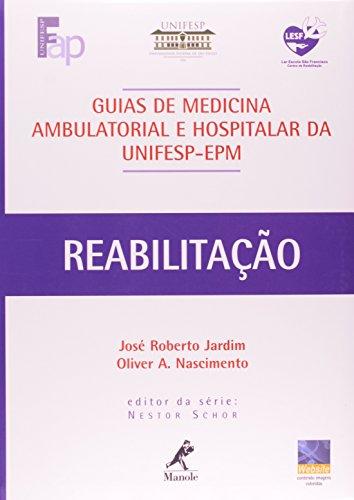Guia de Reabilitação, livro de Jardim, José Roberto / Nascimento, Oliver A.