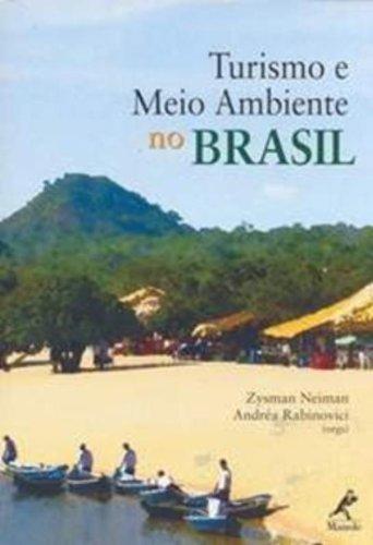 Turismo e meio ambiente no Brasil, livro de Neiman, Zysman / Rabinovici, Andréa