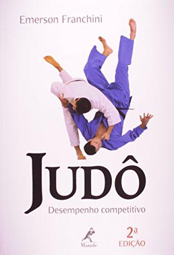 Judô-Desempenho Competitivo, livro de Franchini, Emerson