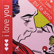 I Love You, livro de Valeria Manferto De Fabianis