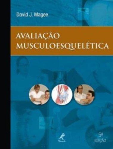 Avaliação musculoesquelética , livro de Magee, David J.
