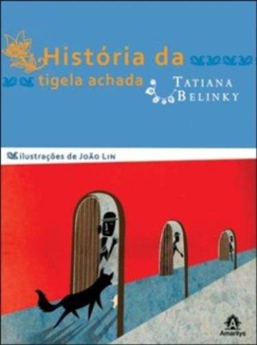 História da Tigela Achada, livro de Belinky, Tatiana
