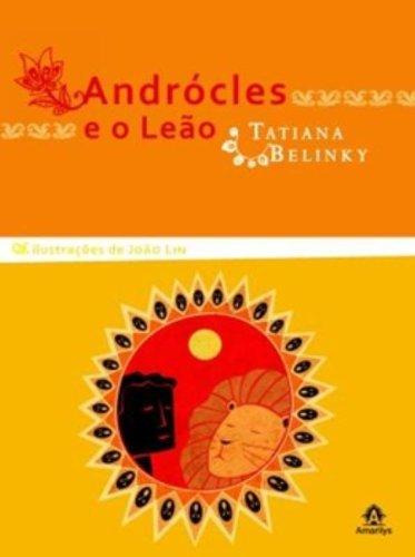 Andrócles e o Leão, livro de Belinky, Tatiana