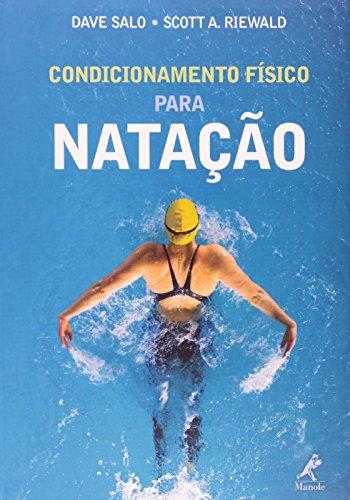 Condicionamento físico para natação, livro de Salo, Dave / Riewald, Scott A.