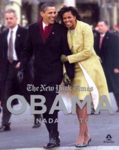 Obama -A Jornada Histórica, livro de The New York Times