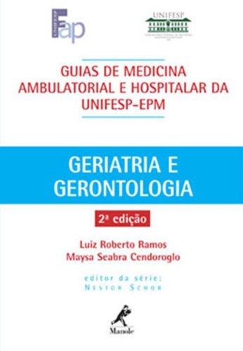 Guia de Geriatria e Gerontologia, livro de Ramos, Luiz Roberto