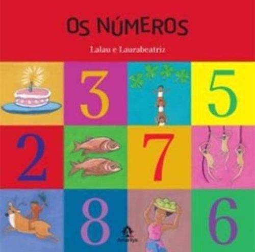 Os Números, livro de Laurabeatriz / Lalau