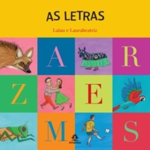 As Letras, livro de Lalau e Laurabeatriz