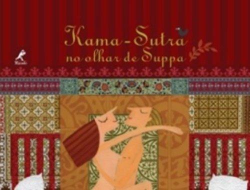 Kama-Sutra no Olhar de Suppa, livro de Vivian Mara Suppa