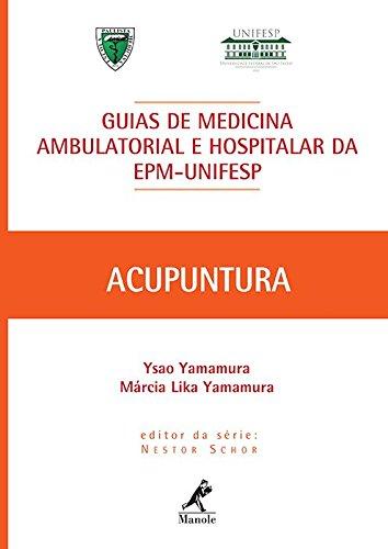 Guia de Acupuntura , livro de Yamamura, Márcia Lika / Yamamura, Ysao