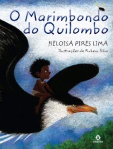 O Marimbondo do Quilombo, livro de Lima, Heloisa Pires  / Rubem Filho