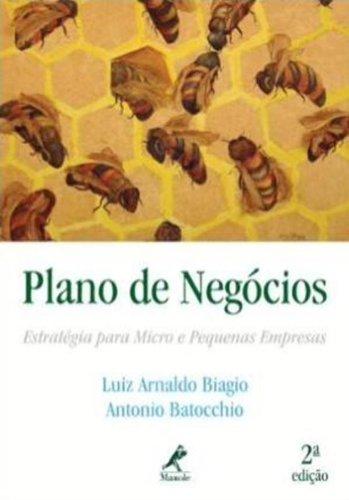 Plano de Negócios , livro de Biagio, Luiz Arnaldo / Batocchio, Antonio