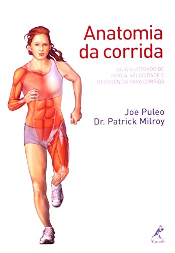 Anatomia da corrida, livro de Puleo, Joe / Milroy, Patrick