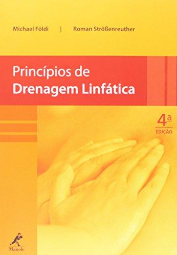 Princípios de drenagem linfática, livro de Foldi, Michael / Strobenreuther, Roman