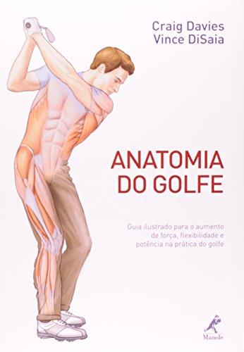 Anatomia do Golfe, livro de Davies, Craig / Disaia, Vince
