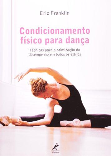 Condicionamento físico para dança, livro de Franklin, Eric